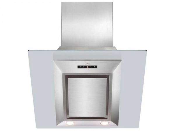 CDA EVG6SS Angled Glass Extractor