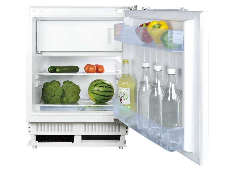 Matrix MFU251 Integrated Under Counter Fridge with Ice Box