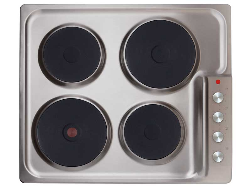 Matrix MHE002SS 4 Plate Electric Hob