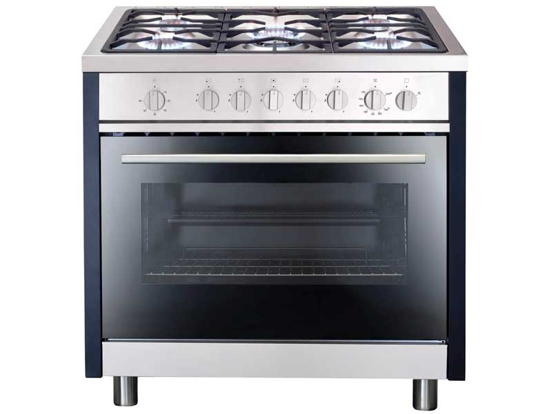 Matrix MR311SS Gas Range Cooker