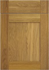Oak Shaker Timber