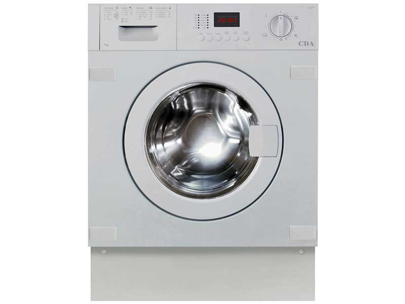 CDA CI371 Integrated Washing Machine