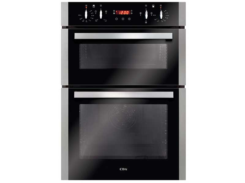 CDA DC940SS Built-in Electric Double Oven