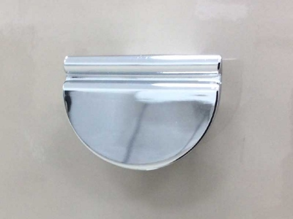 Zara Chrome Contemporary Handle