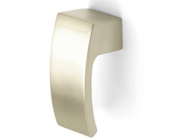 Contemporary Brushed Nickel Handle