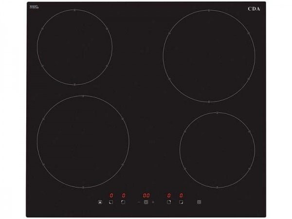 CDA HN6111FR 4 Zone Induction Hob