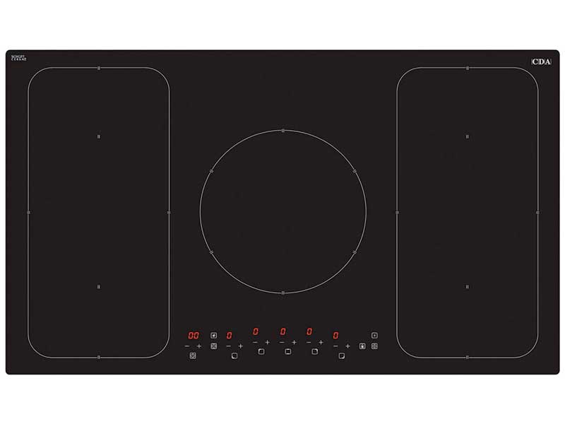 CDA HN9611FR 5 Zone Induction Hob