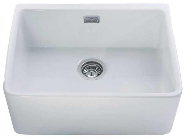 CDA KC11WH Ceramic Belfast Style Sink