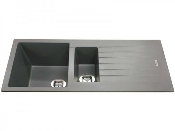 CDA KG74GR Composite 1.5 Bowl Sink