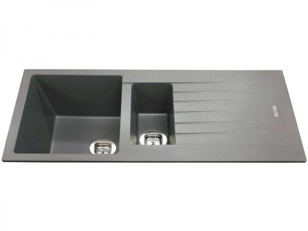 CDA KG74GR Composite 1.5 Bowl Sink