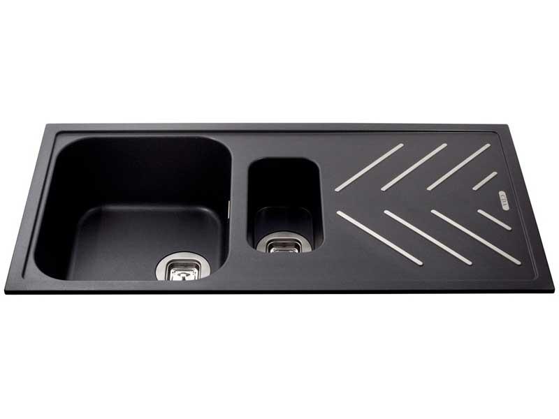 CDA KG82BL Composite 1.5 Bowl Sink