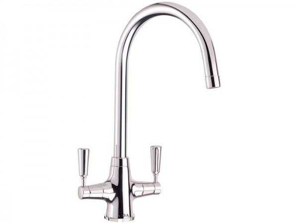 CDA TT41CH Traditional Lever Monobloc Tap