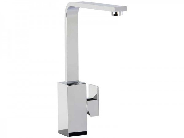 CDA TV9CH Contemporary Square Side Single Lever Tap
