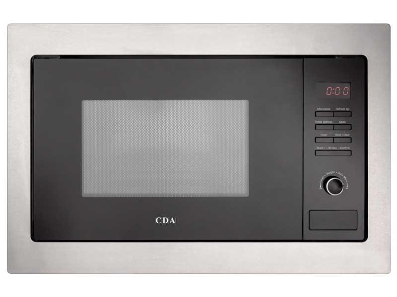 CDA VM130SS Built-in Microwave Oven