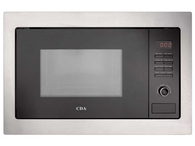 CDA VM230SS Built-in Microwave Oven & Grill