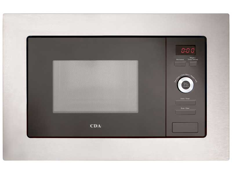 CDA VM550SS Wall Unit Microwave