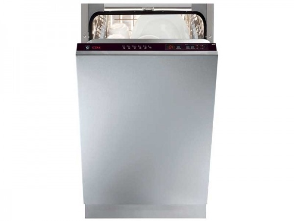 CDA WC432 Slimline Integrated Dishwasher