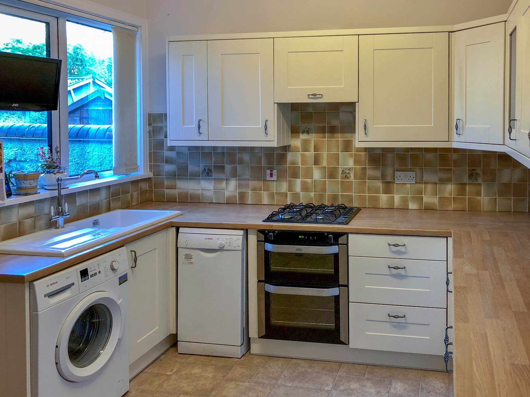 Our kitchens are designed and manufactured right here in Yorkshire which means you pay less!