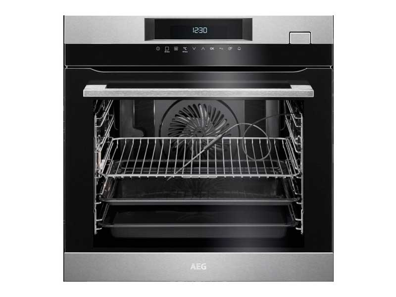 AEG Built-in SteamBoost Single Oven