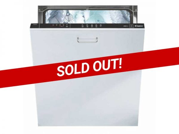 Candy CDI1012/4 12 Place Integrated Dishwasher