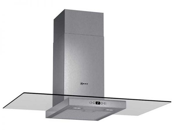 NEFF D89EH52N0B Chimney Cooker Hood