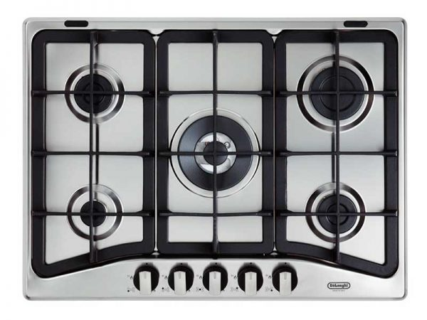 Delonghi DGH705 5 Burner Gas Hob
