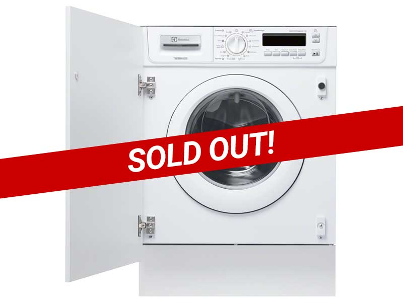 Electrolux EWG147540W Integrated Washing Machine