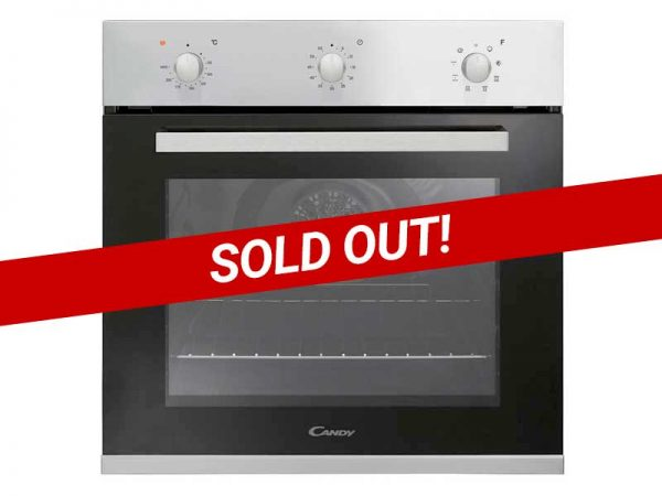 Candy FPE602/61X Single Electric Oven