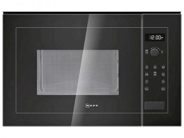 Neff H12WE60S0G Built-In Microwave Oven