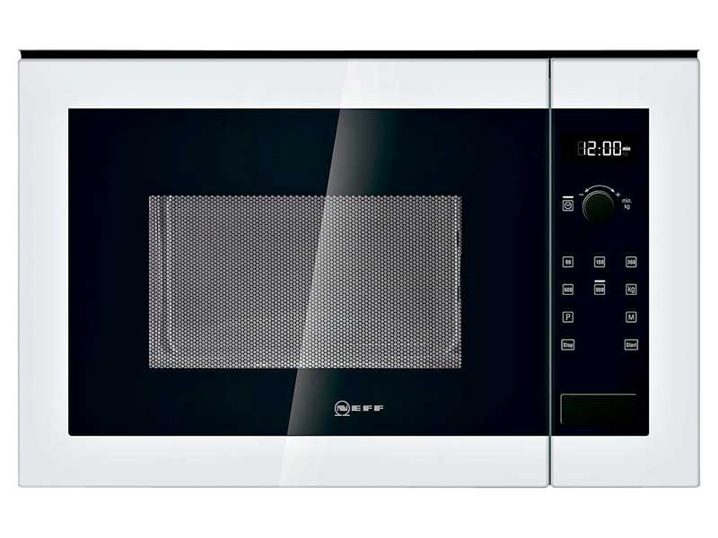 Neff H12WE60W0G Built-In Microwave Oven