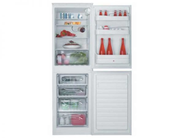 Hoover HBBF50UK 50/50 Integrated Frost Free Fridge Freezer