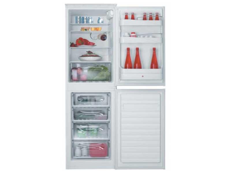 Hoover HBBF50UK 50/50 Integrated Frost Free Fridge Freezer