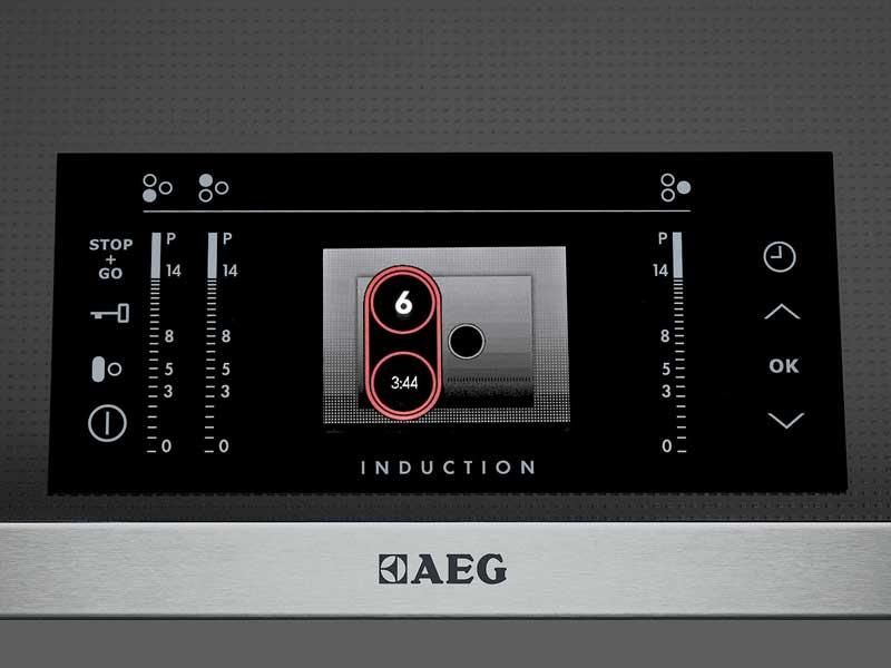 AEG HK683320XG Induction Hob