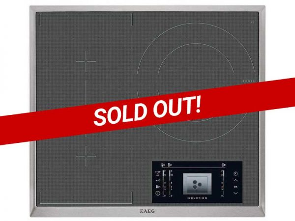 AEG HK683320XG 3 Zone Induction Hob