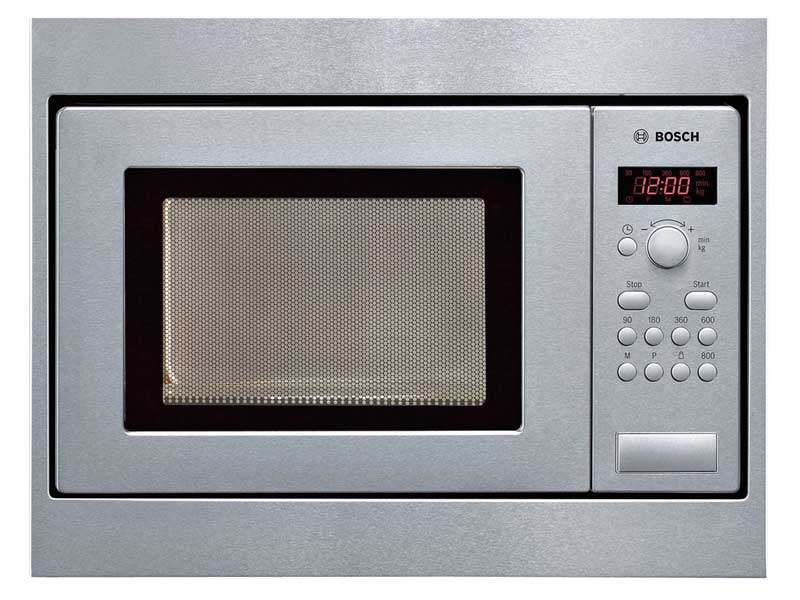 Bosch HMT75M551B Built-In Microwave