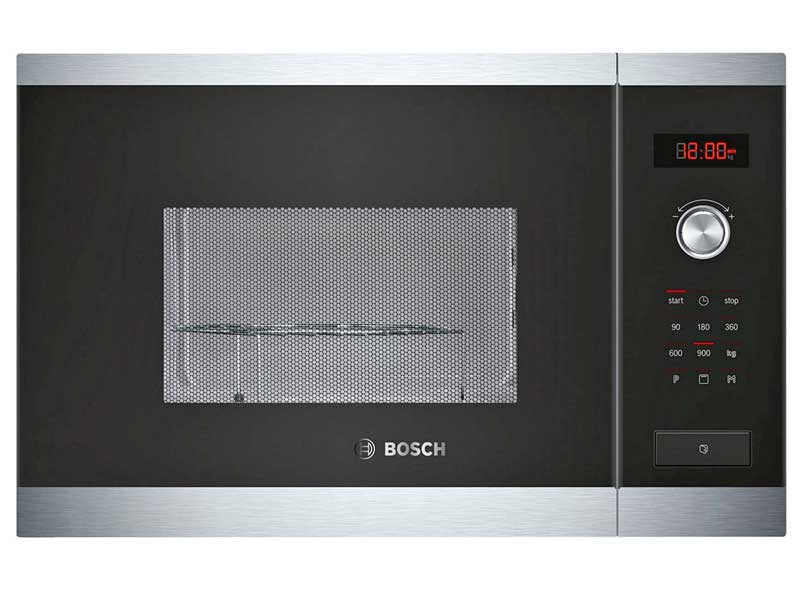 Bosch HMT84G654B Built-In Microwave Oven with Grill