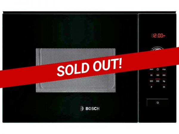 Bosch HMT84M664B Built-In Compact Microwave Oven