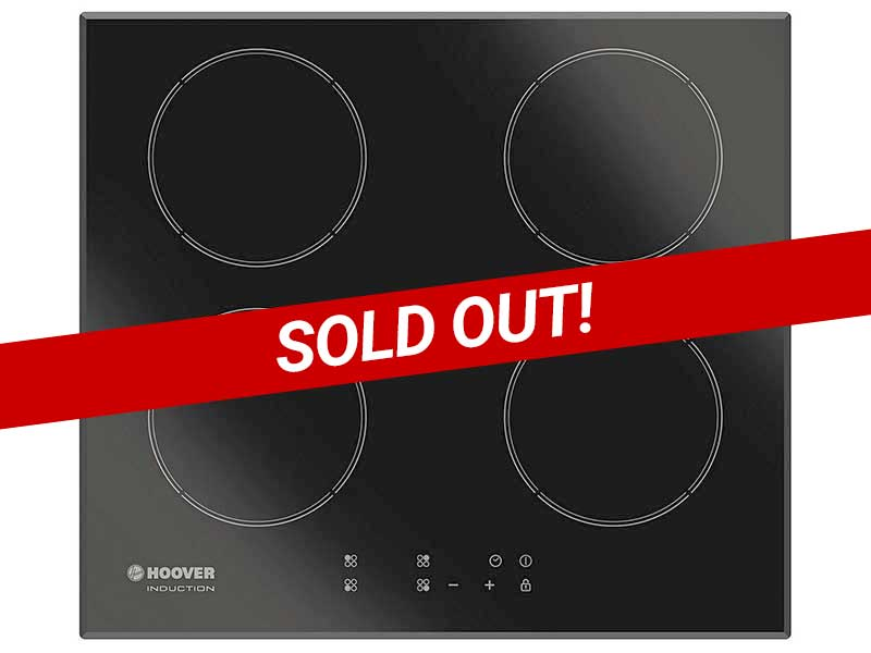 Hoover HPI430BLA 4 Zone Induction Hob