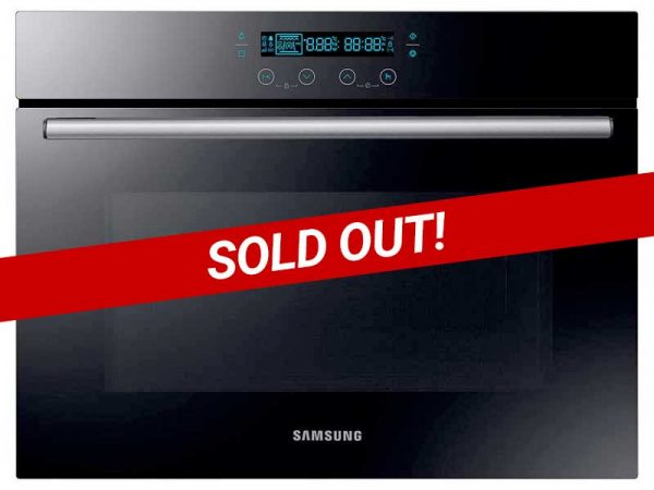 Samsung NQ50H5537KB Built-In Combination Microwave Oven