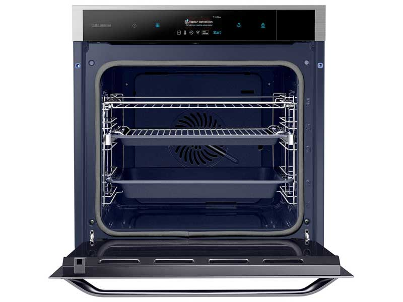 Samsung NV73J9770RS Chef Collection Single Oven with Wi-Fi