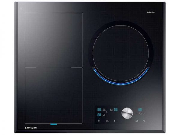 Samsung NZ63J9770EK 3 Zone Induction Hob