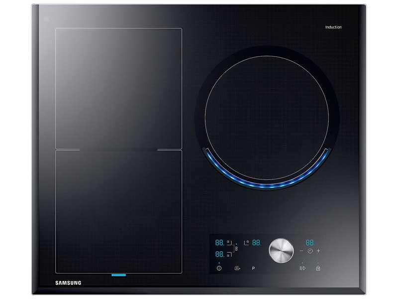 Samsung NZ63J9770EK 3 Zone Induction Hob