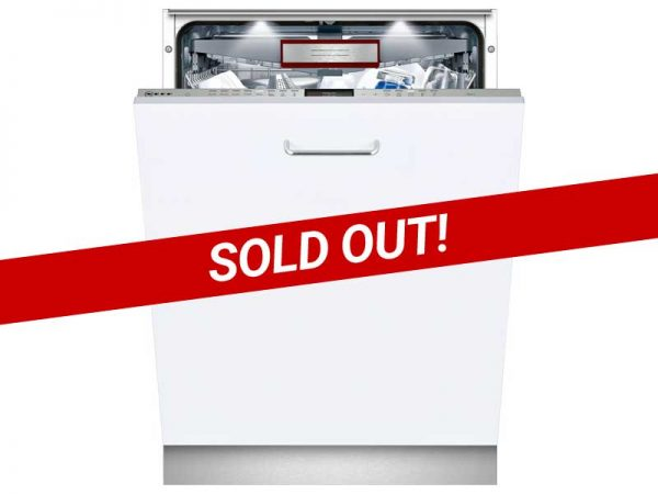 NEFF S727P70Y0G Integrated Dishwasher