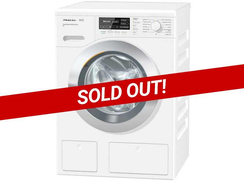 Miele WKH122WPS Twindos PowerWash Washing Machine