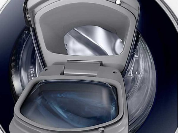 Samsung WW80K5413UW AddWash™ Washing Machine with ecobubble™