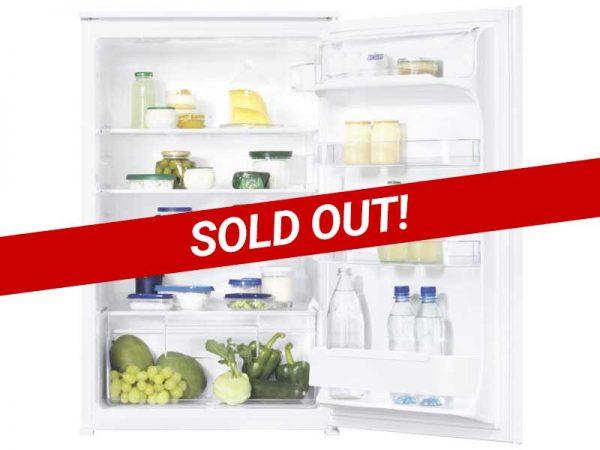 Zanussi ZBA15021SA Integrated Refrigerator