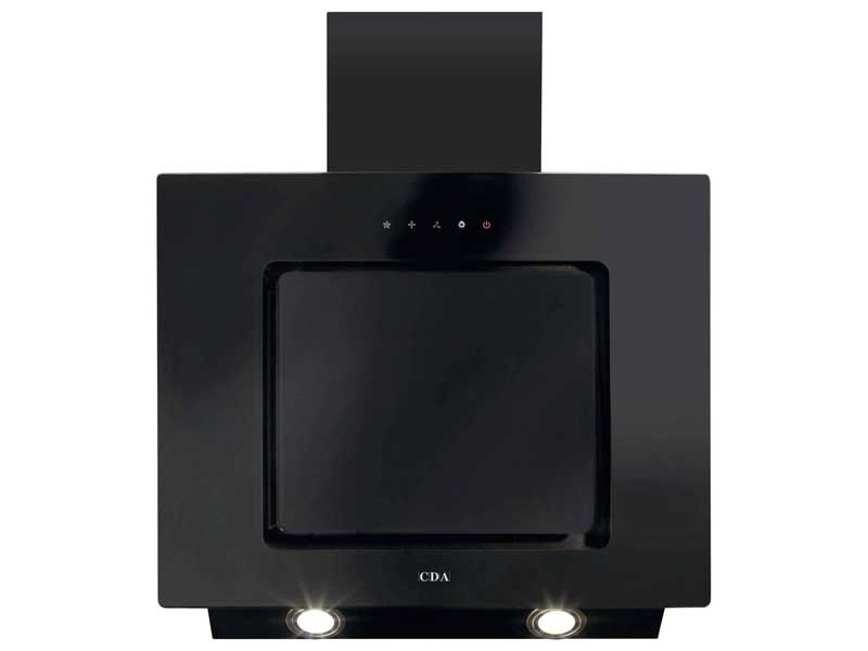 CDA EVA60BL Angled Glass Extractor