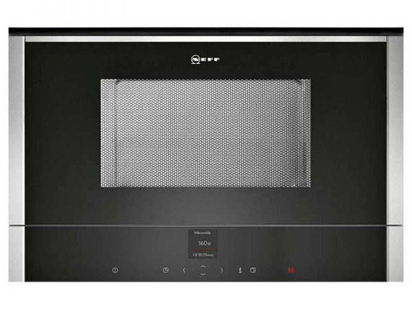 Neff C17WR00N0B Built-In Microwave