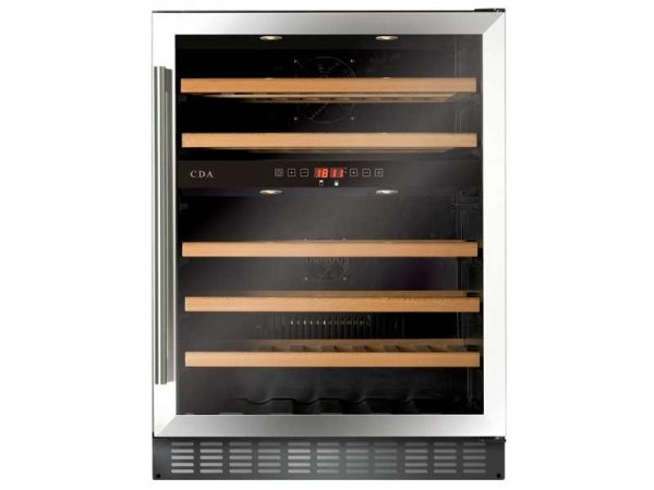 CDA FWC604SS Freestanding Wine Cooler