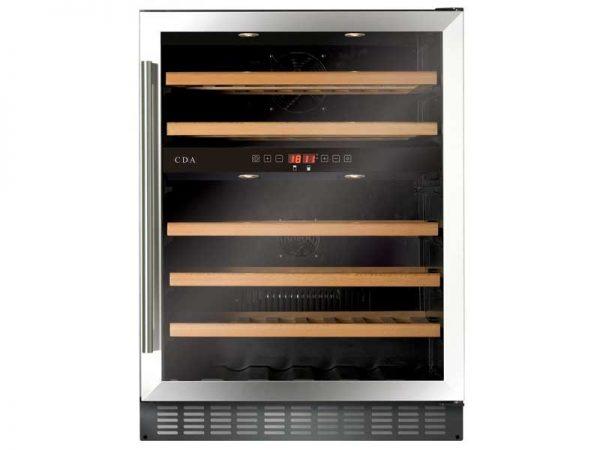 CDA FWC604SS Freestanding Wine Cooler